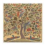 Celtic Tree Of Life Tile Coaster
