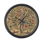 Celtic Tree of Life Large Wall Clock
