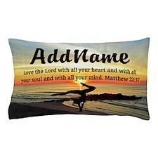 GYMNAST MATTHEW 22:37 Pillow Case