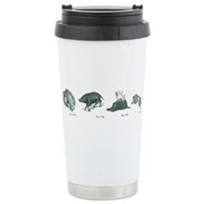 Cute Lord flies Travel Mug