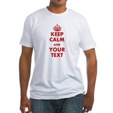 Custom Keep Calm T-Shirt