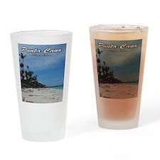 dominican republic Drinking Glass