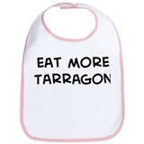 Eat more Tarragon Bib