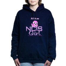 NCIS Girl Personalized Hooded Sweatshirt