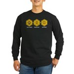 Time Travel + Genealogy = Happiness Long Sleeve Da