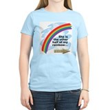 She's Half My Rainbow (R) T-Shirt