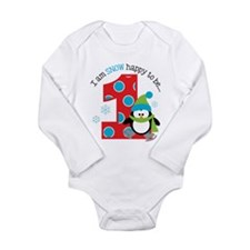 Penguin 1st Birthday Baby Outfits