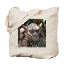 Photo of Gargoyle Statue Tote Bag