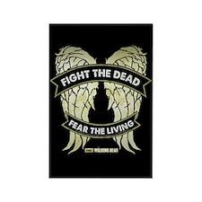 Daryl Dixon Wings Magnet