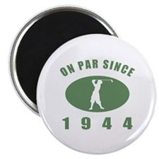 1944 Birthday Golf Magnet