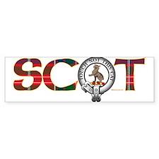 MacGillivray Clan Bumper Bumper Sticker