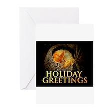Fennec Fox Greeting Cards