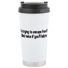 Cute Boss Travel Mug