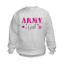 Army Girl Sweatshirt