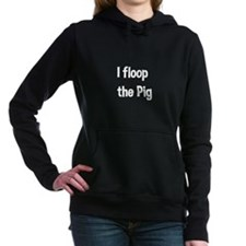 Floopthepig Hooded Sweatshirt