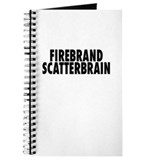 Firebrand Scatterbrain Journal