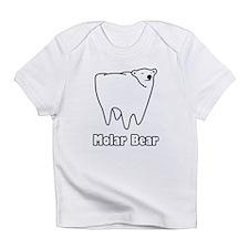 Molar Bear Polar Tooth Bear Infant T-Shirt