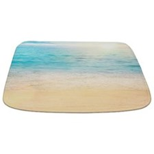 Beautiful Beach Bathmat