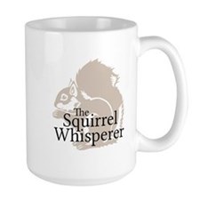 The Squirrel Whisperer Mugs
