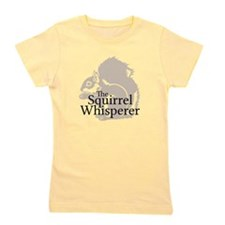 The Squirrel Whisperer Girl's Tee
