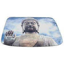 Buddha Statue Bathmat