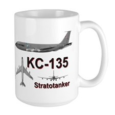 KC-135 I Love The Smell Of Jet Fuel Mug