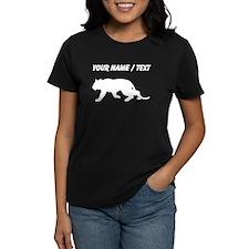 Custom Tiger Silhouette T-Shirt