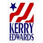 Kerry-Edwards 2004 Big 23x35 Poster