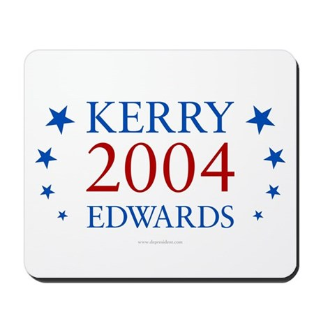 Kerry / Edwards 2004. Mousepad