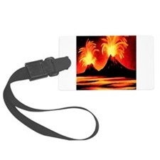 Nature-Beauty Extreme (2)SQ.jpg Luggage Tag