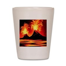 Nature-Beauty Extreme (2)SQ.jpg Shot Glass