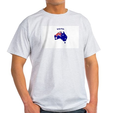 Perth, Australia Light T-Shirt
