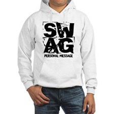 Personalized SWAG Hoodie