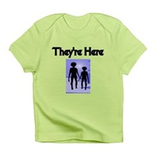 Theyre Here Infant T-Shirt