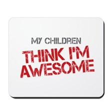 Children Awesome Mousepad