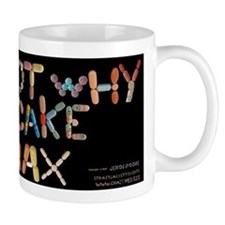 I Forgot Why I Cake Topamax Black Coffee Mug