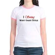 """West Coast Style"" T-Shirt"