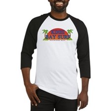 BAY SURF Baseball Jersey