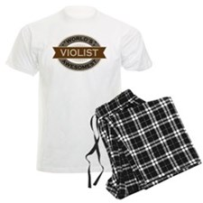Awesome Violist Men's Light Pajamas