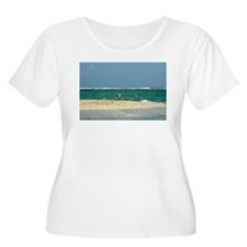 My Island Plus Size T-Shirt