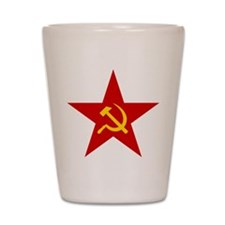 Unique Marxism Shot Glass