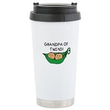Cool Nana and papa Travel Mug