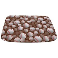 Baseball Bathmat
