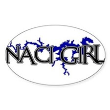 NACI GIRL [3] Decal