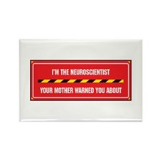 I'm the Neuroscientist Rectangle Magnet (10 pack)