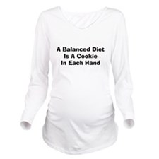 FIN-balanced-diet-cookie.png Long Sleeve Maternity