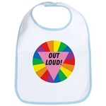 OUT LOUD! Bib