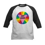 OUT LOUD! Kids Baseball Jersey