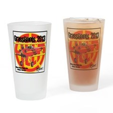 2013 GrassRoots Drinking Glass