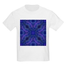 kaleido art 15 blue T-Shirt